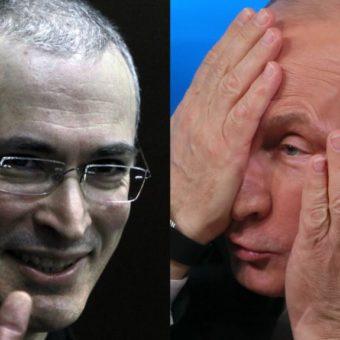 «Русский мир» Путина и «национальное государство» Ходорковского: есть ли разница?