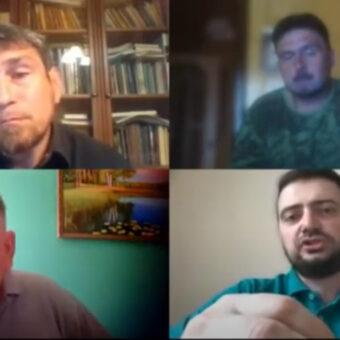 Вадим Сидоров на конференции регионалистов 28.06.2020