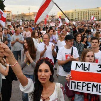 Будущее Беларуси глазами российской радикальной оппозиции