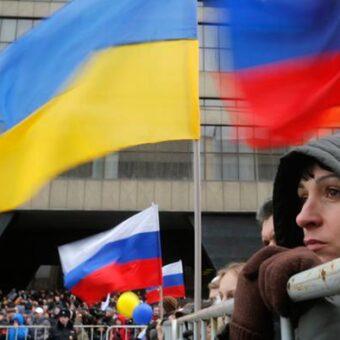 Русские в Украине и украинцы в России
