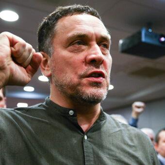 Максим Шевченко как российский националист