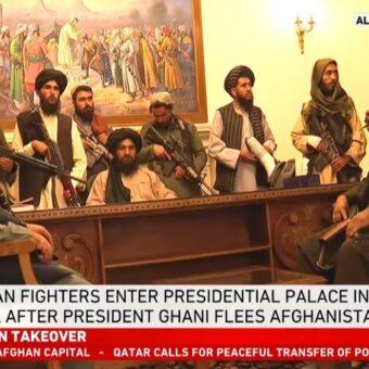 Талибан: национальный радикализм против ирредентизма и авантюризма